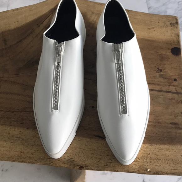 8590385b66db Stella McCartney Shoes | White Sneakers Band New Size 38 | Poshmark
